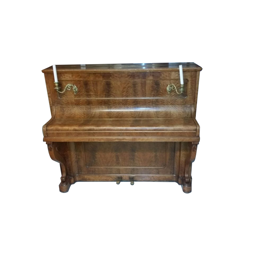 Brukt piano