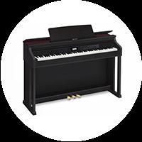 Elektrisk piano, Casio